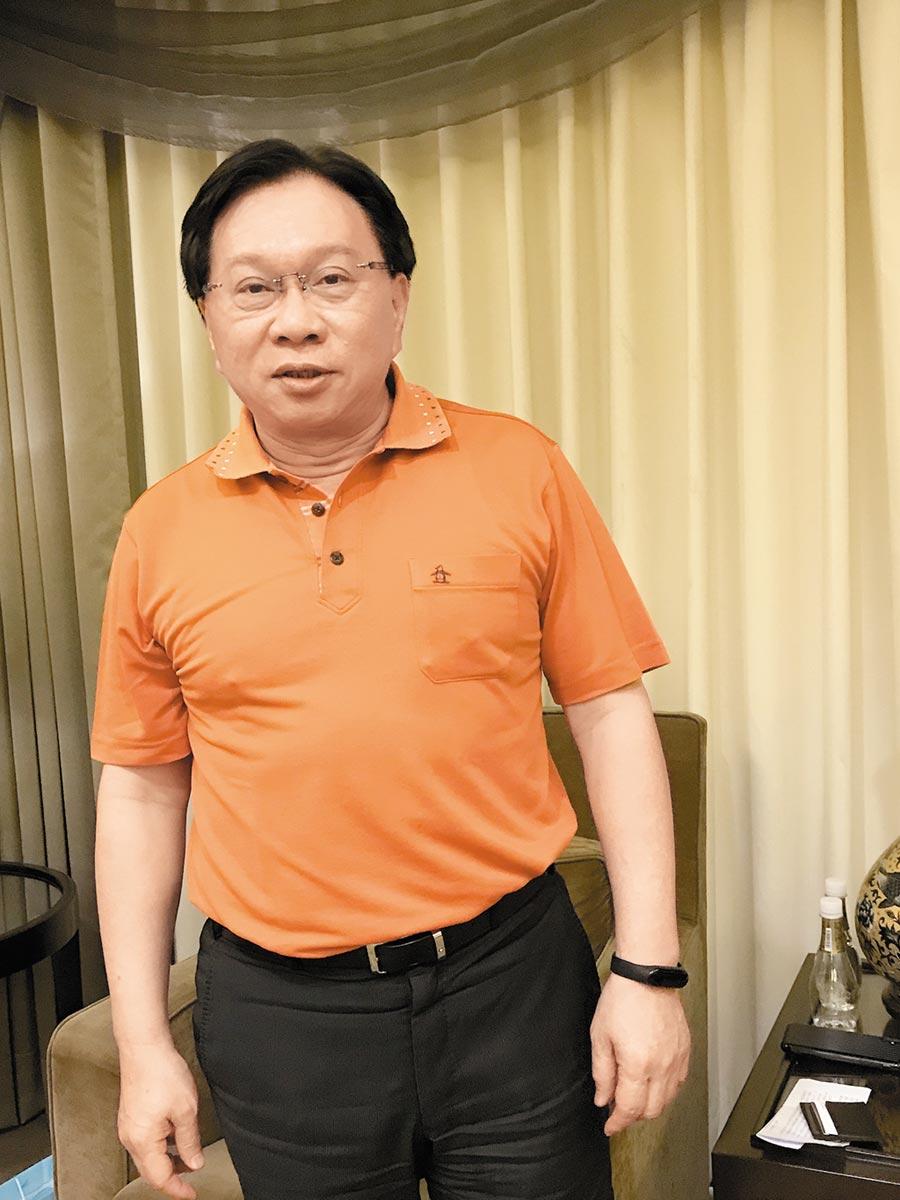 雙美董事長蔡國洲。圖/杜蕙蓉