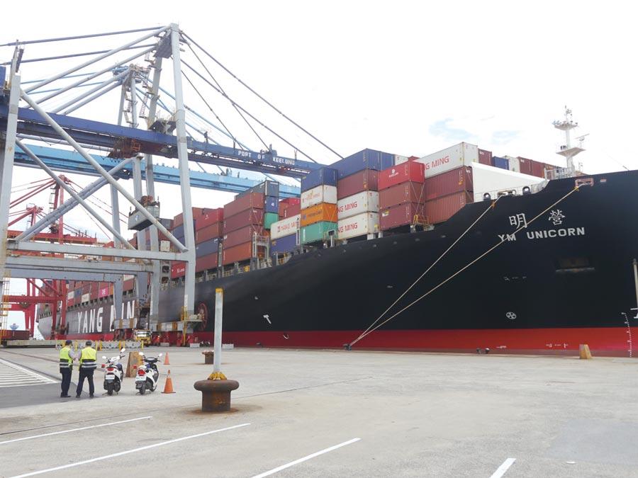 明年元月1日國際海事組織(IMO)的限硫令即將實施。圖/資料照片