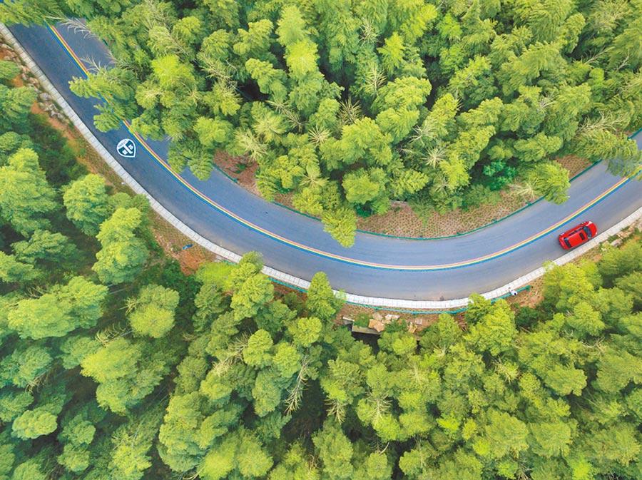 常州溧陽一號公路線。