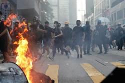香港行政會議今召開特別會議 將速推禁蒙面法