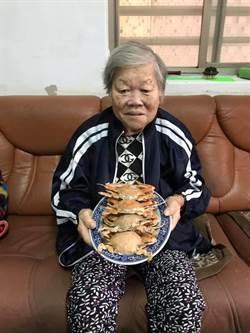 澎湖阿嬤真狂!給孫子痛風餐超澎湃