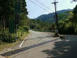 南庄通往泰安鄉的聯絡道  八卦道路恐成孤兒