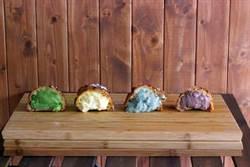 人氣文青甜點店柒拾蛋糕 經典法式泡芙傳遞幸福