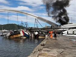 昏迷七天 斷橋重傷漁工今奇蹟甦醒