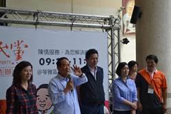 親民黨要對支持者負責 李鴻鈞:宋楚瑜參選機率50%