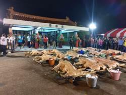 東山吉貝耍西拉雅夜祭登場 台南市長黃偉哲:持續為正名努力