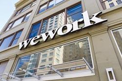 WeWork撤回IPO申請