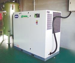 創新研製伺服螺旋式商品 瑞明陳高效空壓機 優異耐用