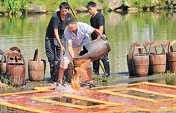中國養殖鯉魚 已有8000年文化