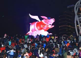 2020台灣燈會人潮多警破行竊術教防扒