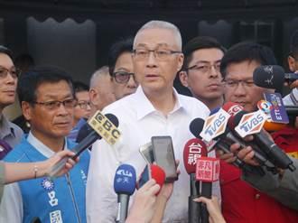 國民黨組發會主委李哲華被去職 吳敦義:職務轉換 無關選舉