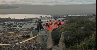 白沙屯漁港海堤驚見女屍  頭部重傷 現場拖行血跡不排除他殺
