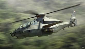 貝爾Bell360「勇者」高速有翼直升機
