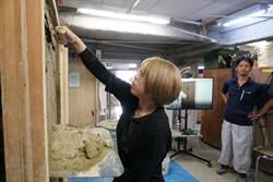 日本女自衛隊官轉行當水泥匠  女職人顛覆水泥匠的刻板印象