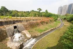 改善後勁溪汙染 青埔溝水質淨化場啟用