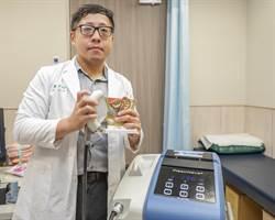 中醫大新竹醫院這一款震波 讓「小弟弟」重振雄風