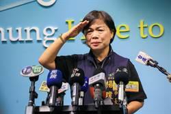 救火不幸罹難 楊瓊瓔含淚向英勇消防員致敬