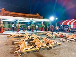 親近西拉雅文化 吉貝耍夜祭登場