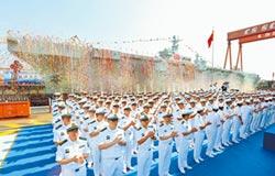 075兩棲攻擊艦 登陸艦的總指揮