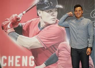 MLB》 張育成結束首年 總教練鼓勵:明年有機會