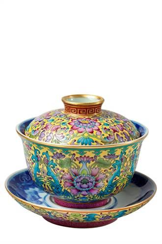 香港福茗堂茶莊登台 景德鎮頂級手工茶具吸引行家目光