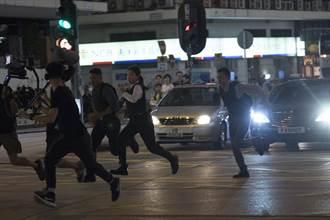 香港鬧區槍戰引恐慌?!古天樂、顏卓靈目睹「犯罪現場」