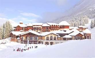 歐洲滑雪不是夢!2萬4千元就能住全包式超夢幻滑雪度假村啦
