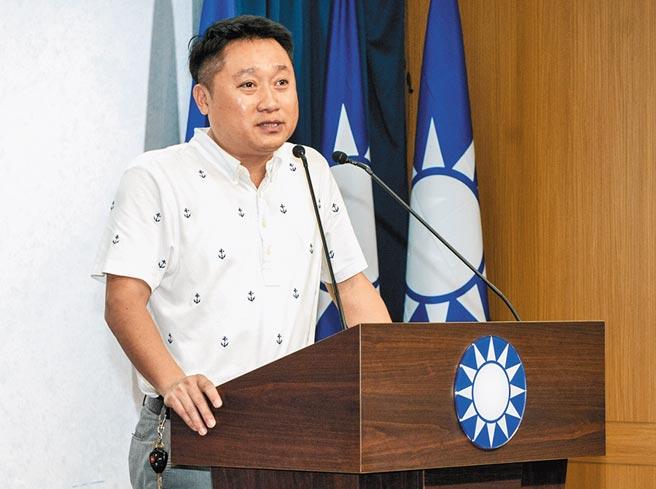 國民黨組發會主委李哲華,被明升暗降成智庫副執行長。(本報系資料照片)