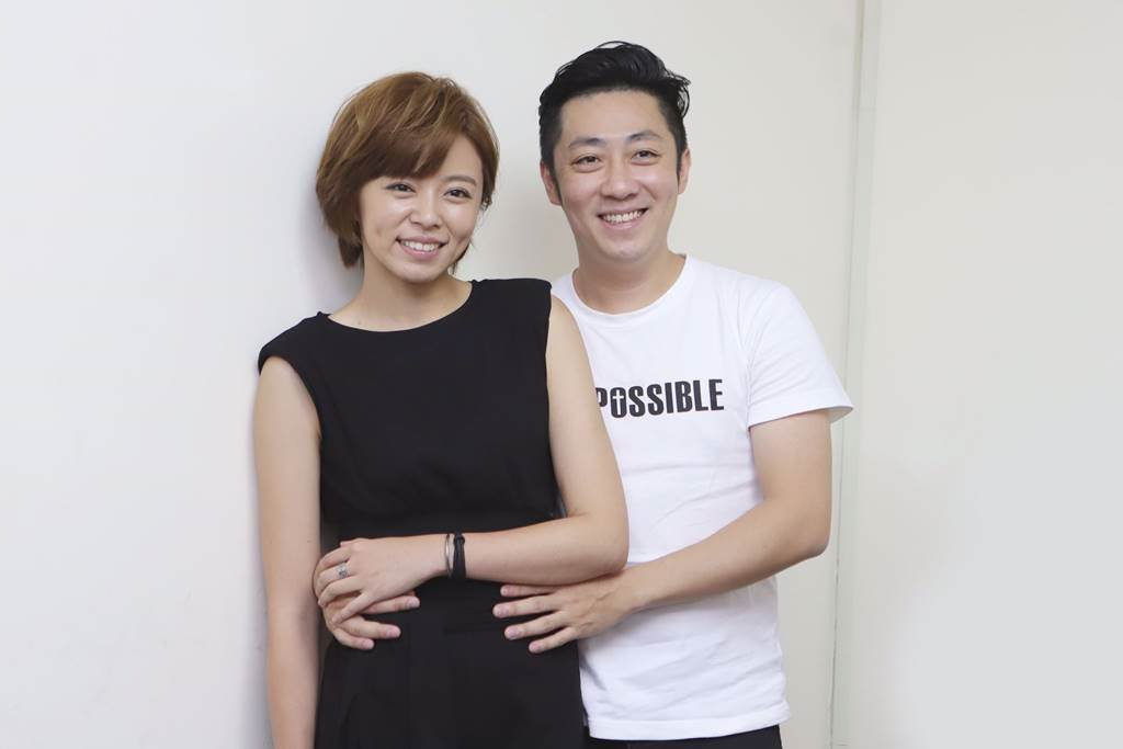 艾成、王瞳的8年戀情,面臨重大考驗。(圖/本報系資料照片)
