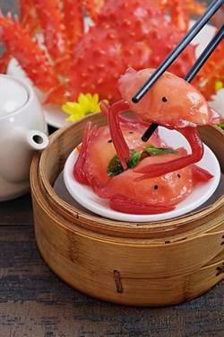 帝王蟹還能怎麼吃?六福客棧有新招