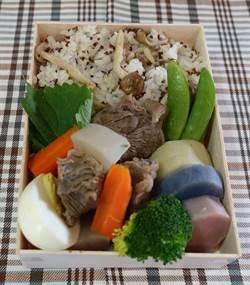 斗南友善農耕越光米 美味便當食譜亮相