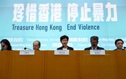 港特首宣佈訂立《禁蒙面法》 10月5日起實施