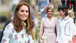 凱特王妃天生有品味?買衣全靠「皇室中的她」