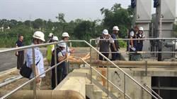 後龍水資源中心工期延宕 預計今年底完工
