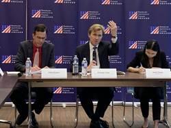 美前國防部官員:台灣須展現防衛決心 美國才有意願介入