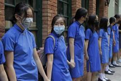《禁蒙面法》生效 港教育局禁學生校內外戴口罩