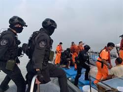 越界陸船罰不怕  金門海巡再逮1艘