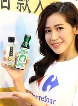 家樂福北海道周 精品級哈密瓜pk平價國民美食