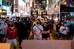 陸政法委:「禁蒙面法」只是止暴制亂 恢復秩序其中一步