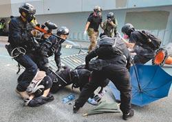 中槍學生 依暴動罪起訴