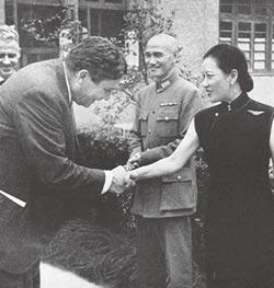 兩岸史話-宋美齡融合中西優質 政要傾倒