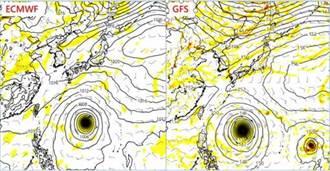 驚!美預測:熱帶擾動路徑偏西 恐成今年最強颱
