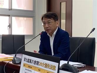 黃昭順批大小綠卡消防法 徐永明爆:她沒送協商結果