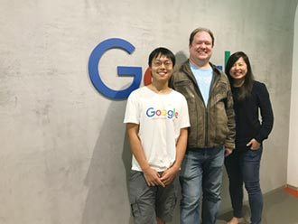 Google資料中心 廣招台灣人才