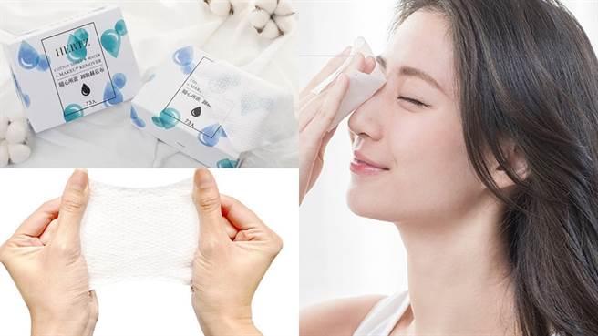 「赫茲布」主打用清水就能卸妝,接睫毛的女生不用再擔心卸妝會讓睫毛脫落!(圖/品牌官網)