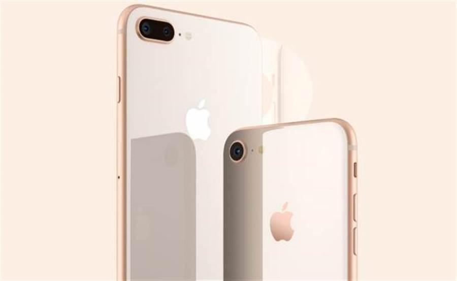分析師郭明錤預期明年蘋果將發表低價iPhone SE2,外觀設計與硬體規格與iPhone 8相似。(圖/翻攝蘋果官網)