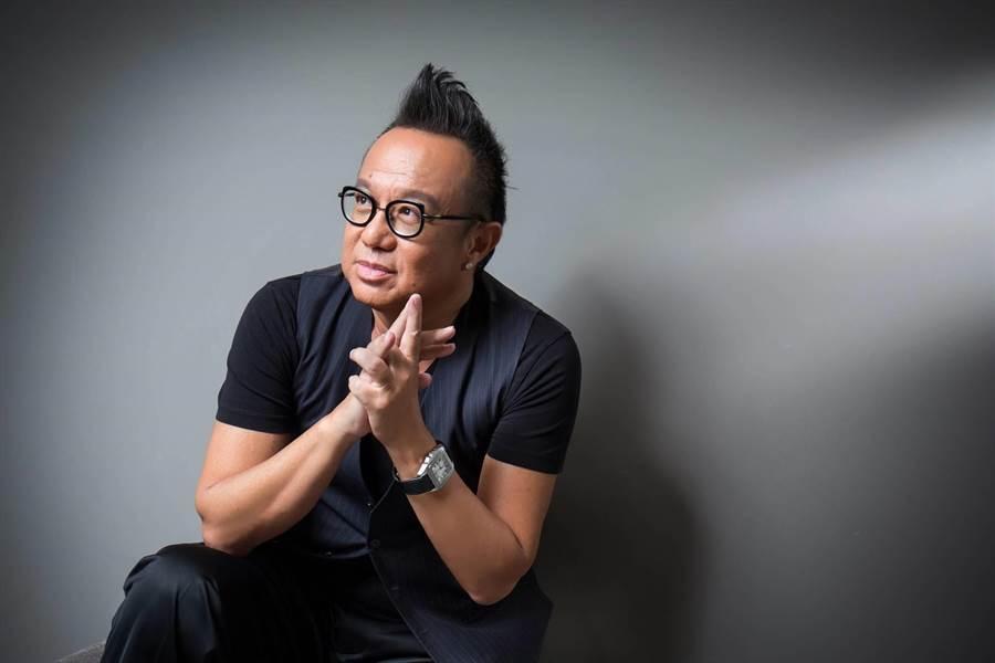 黃大煒10日在台北國際會議中心開唱。(媒體棧提供)