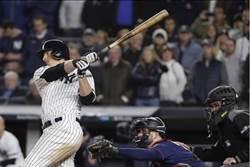 MLB》巨砲對轟!洋基10分擒雙城