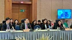 《經濟》APEC WEF論壇,台灣秀推動成果