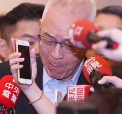 香港禁蒙面 吳敦義:港府應正視民意